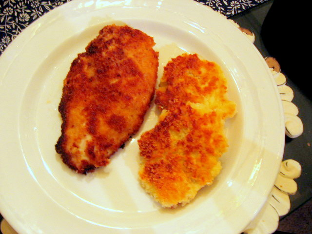 Buttermilk Fried Chicken Breasts - New Version of an Old Fashioned Family Tradition - Slice of Southern