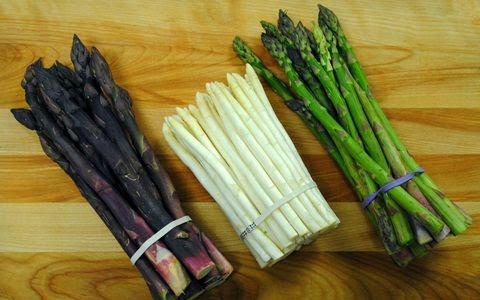 gambar sayur asparagus