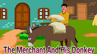 A Merchant And His Donkey Story With Moral