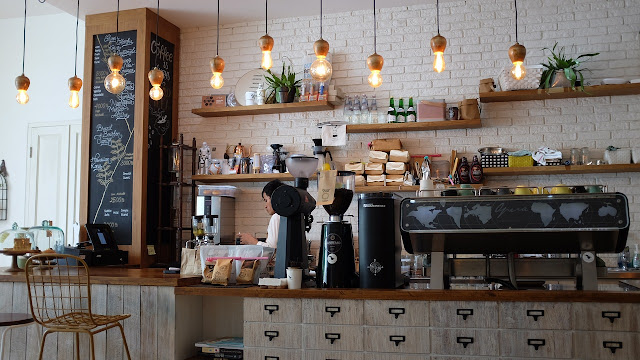 BEST BUSINESS IDEAS IN LESS INVESTMENT [ COFFEE SHOP ]
