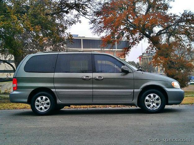 2002 kia sedona minivan specifications pictures prices. Black Bedroom Furniture Sets. Home Design Ideas