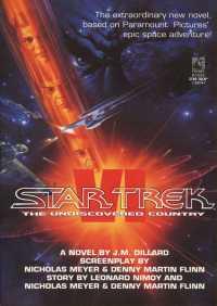 Undiscovered Country (Star Trek Movie 6) By J.M. Dillard