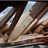 Oprava krovu kostela 1.10.2014