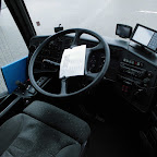 Het dashboard van de Setra van Besseling Travel bus 504