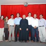 Lễ bổn mạng giáo khu 1 - 2012