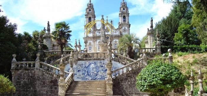 Santuário dos Remédios inspira imagem das comemorações em Lamego do 10 de junho