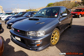 Subaru Impreza Type-R WRX Sti