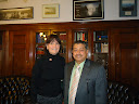 H.E. Ambassador Akramul Qader with Congresswomen Betty McCollum and Congressman Adams Schiff