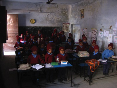 Balwadi Classroom