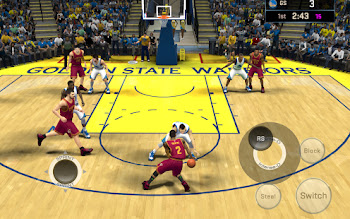 NBA 2K16 screenshot 7