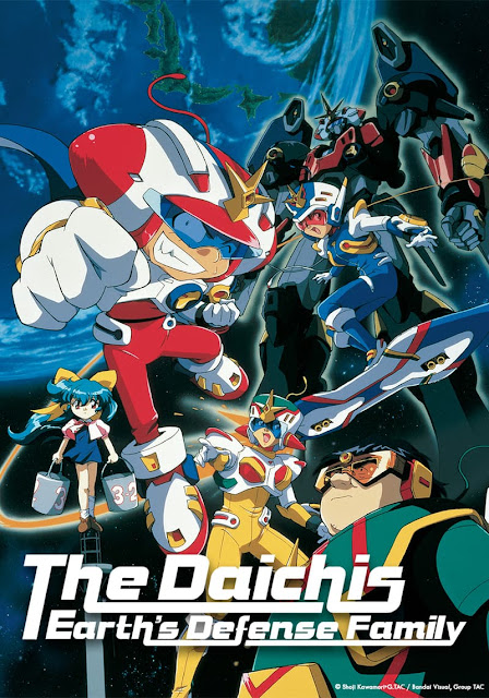 The Daichis: Earth's Defense Family