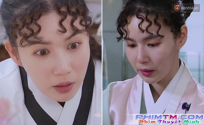 Sao nữ Moon Lovers gây kinh hãi vì tóc mái mì rơi kì dị đến... lặng người! - Ảnh 1.