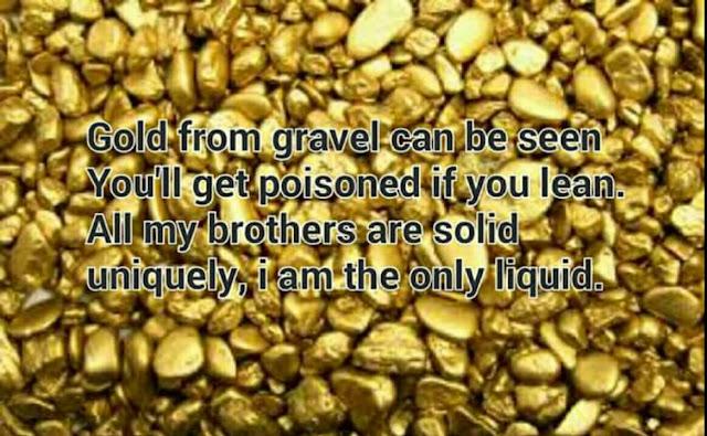 rhyming riddle