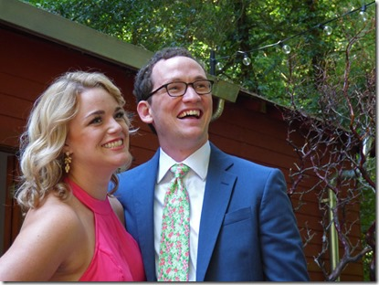 Ryan and Kaelyn  -- Michael and Anna, Wedding Day, Camp Meeker California, July 21, 2018