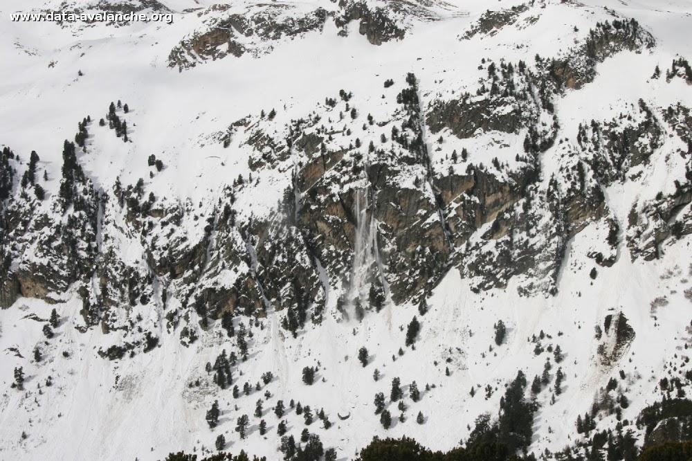 Avalanche Vanoise, secteur Rateau d'Aussois, Plan d'Aval - Photo 1