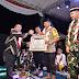 Kapolres Cirebon, Terima Penghargaan Promoter Reward Dari Lemkapi