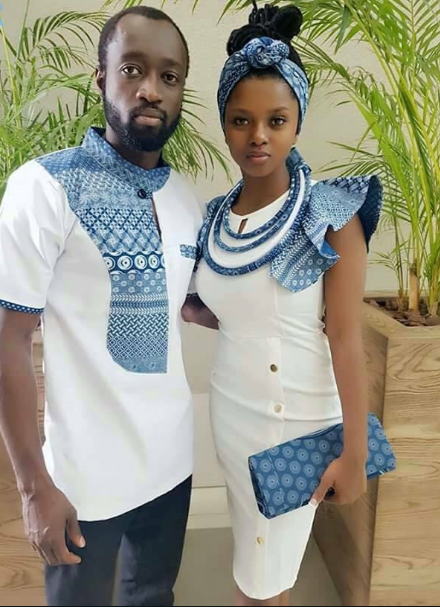 latest shweshwe dresses in South Africa in 2019 3