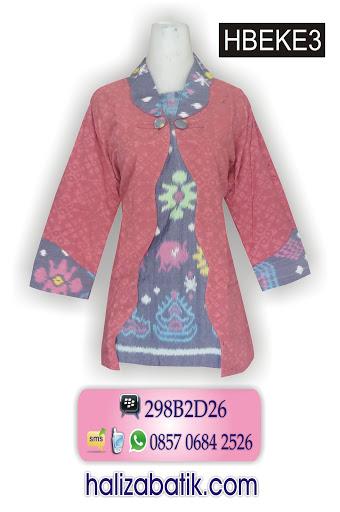 batik baju, model pakaian batik, baju batik terbaru