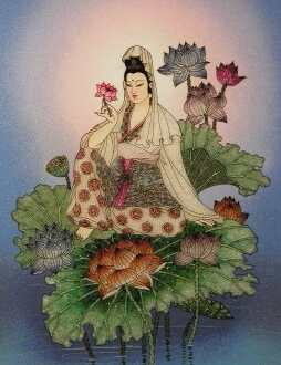 Guan Yin, Gods And Goddesses 2