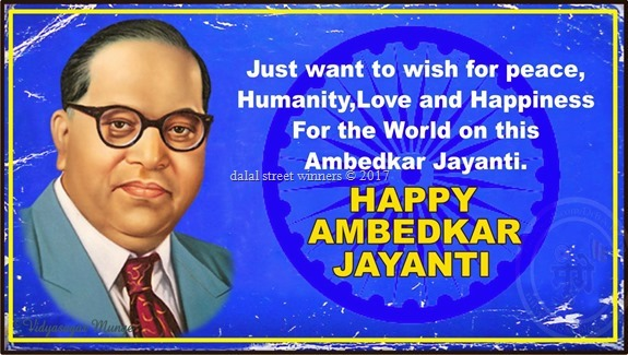Happy Babasaheb Ambedkar Jayanti
