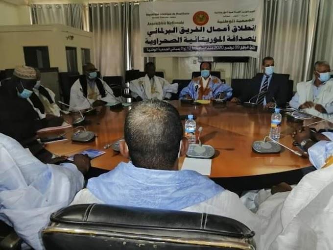 Constituido el intergrupo de apoyo al Sáhara Occidental en el Parlamento mauritano.