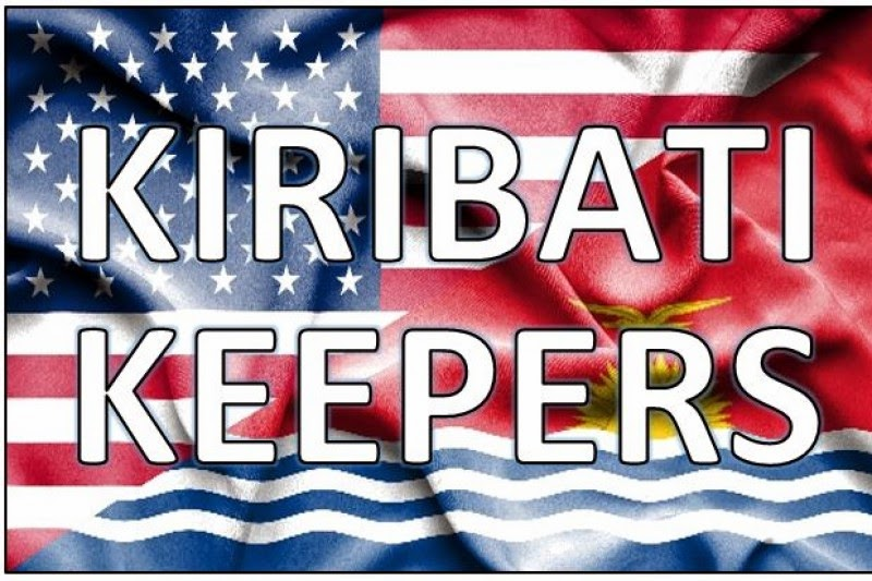 Kiribati Keepers - a new grassroots non-profit organization founded by Returned Peace Corps Volunteers of Kiribati to assist the nation of Kiribati.