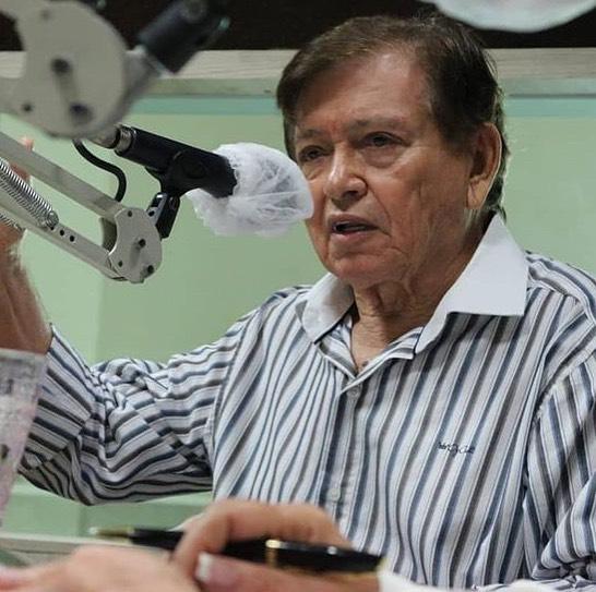 LAMENTO PELO FALECIMENTO DO DEPUTADO JOÃO HENRIQUE, ( PSDB), AOS 77 ANOS DE IDADE, VÍTIMA DE ( CORONAVÍRUS)