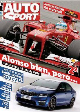 Auto Sport – 11 Junio 2013