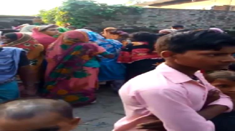 बगहा में जर्जर दीवार गिरने से दो बच्चे की मौत, दो घायल