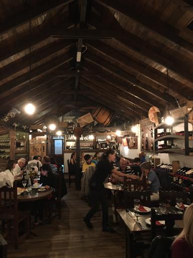 restaurant in San Martin de Los Andes