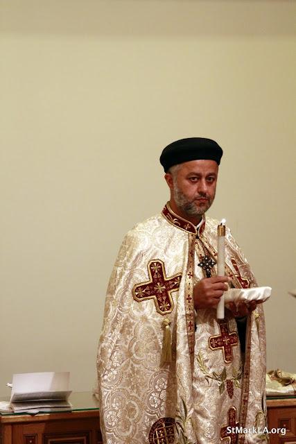 Rites of receiving Fr. Cyril Gorgy - _MG_0991.JPG