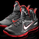 Nike LeBron 9 Listing