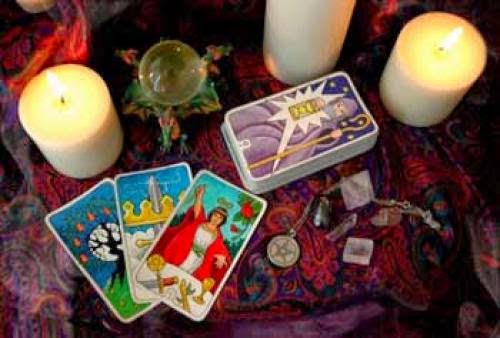 Paganesquetarot Series Tarot 101