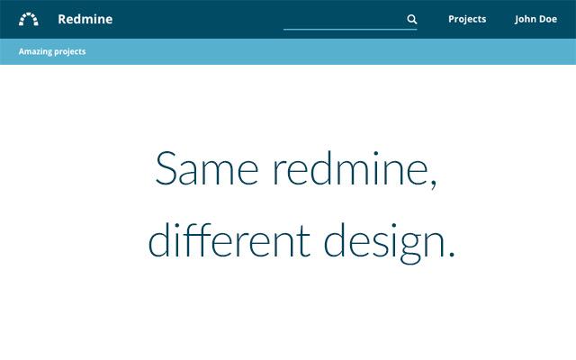 Redmine Redesign