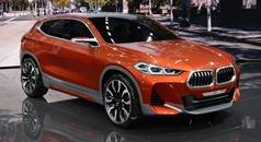 2016 BMW X2 concept