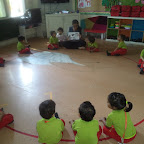 Introduction Of A Cow WKSN (07/09/2015) Playgroup