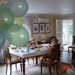 Amelias 12 years birthday