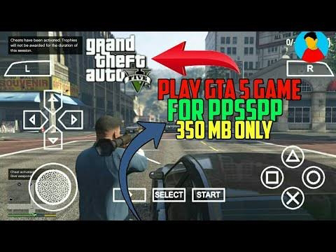 GTA 5 PSP ISO File | Highly compressed free download