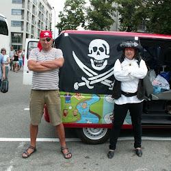 Piráti  na  Antariku  2013 neděle