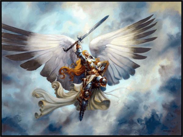 Angel Of War, Angels 2