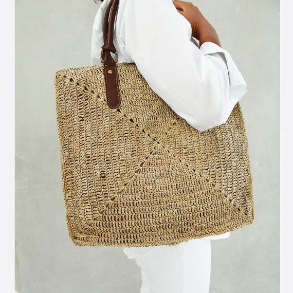 THE AMAZING STRAW BAGS FOR WOMEN IN THIS SESSION OF SUMMER 3