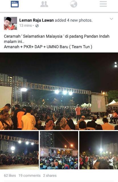 Mereka Bergabung Dengan UMNO Baru?