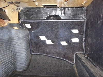 Carpet Or Rubber Flooring Mgb Amp Gt Forum Mg Experience