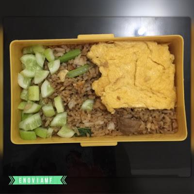 Nasi Goreng Bakso Sederhana