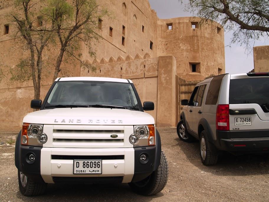 Land Rover LR3 Salalah
