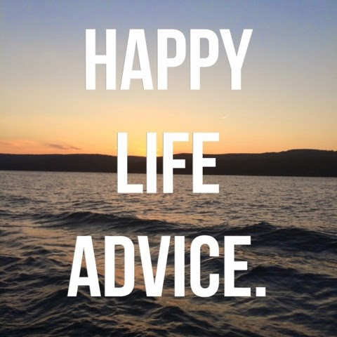 how to have a happy life