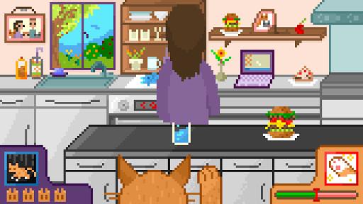 Trouble Cat скачать на планшет Андроид