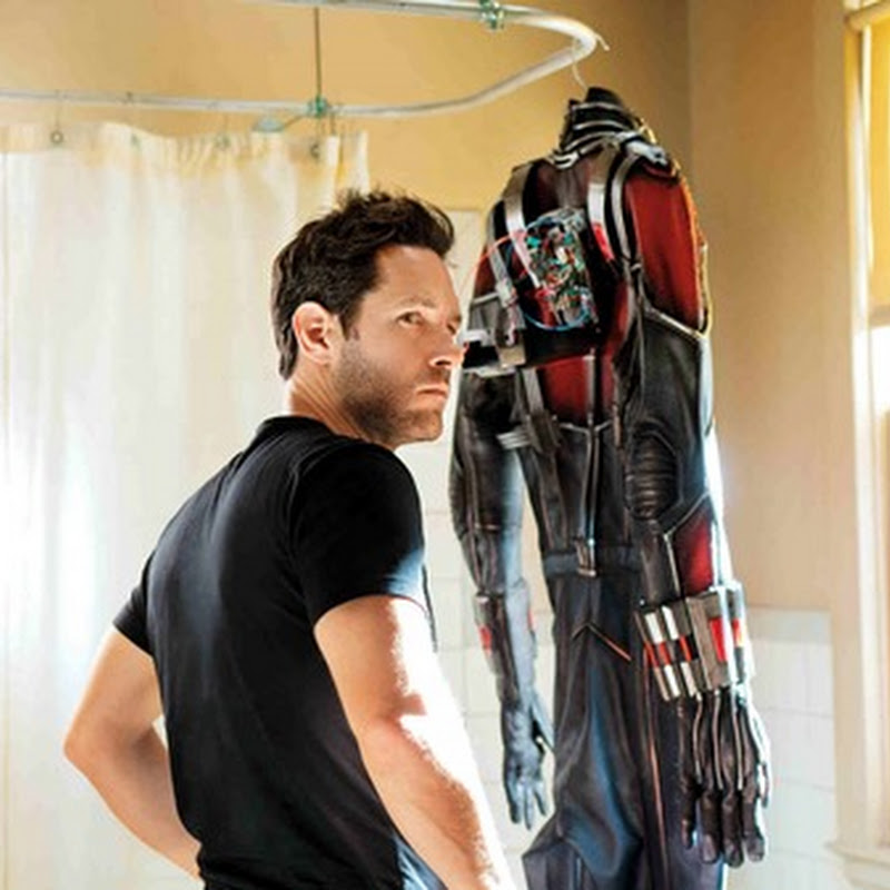 "Watch 6 Minutes of ""Ant-Man"" in IMAX with ""Jurassic World"" Starting June 12"