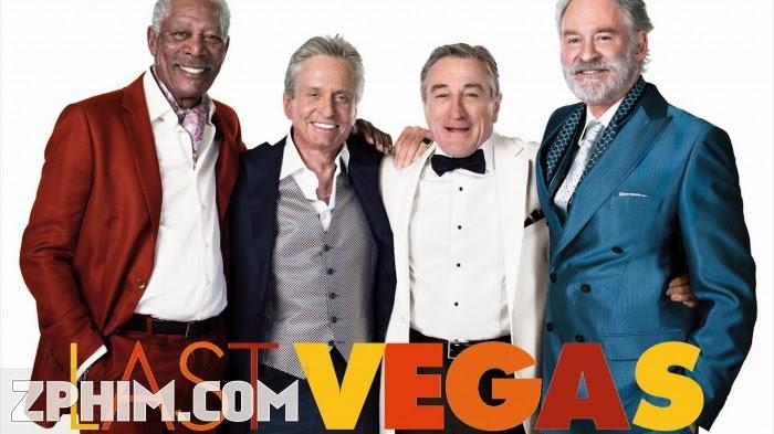 Ảnh trong phim Bô Lão Xì Tin - Last Vegas 1