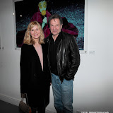 WWW.ENTSIMAGES.COM -    Glynis Barber and Michael Brandon   at  Serge  at DeNimes: Proudlock's Carnival '78 - launch party  Imitate Modern, 27a Devonshire Street, London  April 10th 2013Photo Mobis Photos/OIC 0203 174 1069